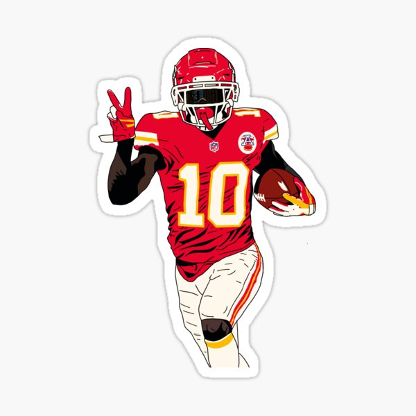 Tyreek Hill Sticker