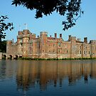 Herstmonceux Castle by ChelseaBlue