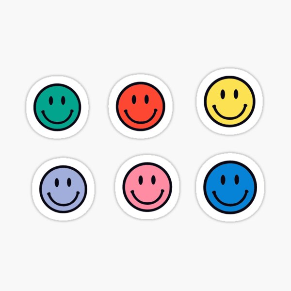 Di Cut Decal Be Cool Smiley Face CarTruckHomeLaptopComputerYetiTumblerMacbookPhone Decal