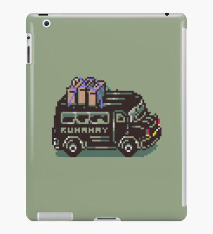 Runaway 5 (Tonzura Brothers) Bus - Earthbound iPad Case/Skin