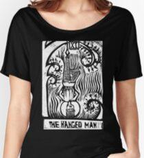 The Hanged Man - Tarot Cards - Major Arcana Women's Relaxed Fit T-Shirt