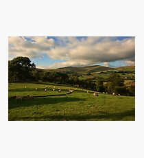 Dart And Sawel from Glenelly Valley Photographic Print