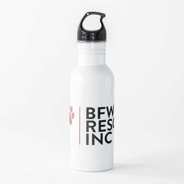 BFW Rescue Inc Water Bottle