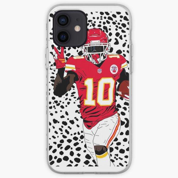 Tyreek Hill - Cheetah Print iPhone Soft Case