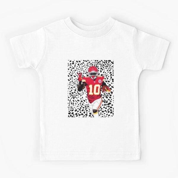 Tyreek Hill - Cheetah Print Kids T-Shirt