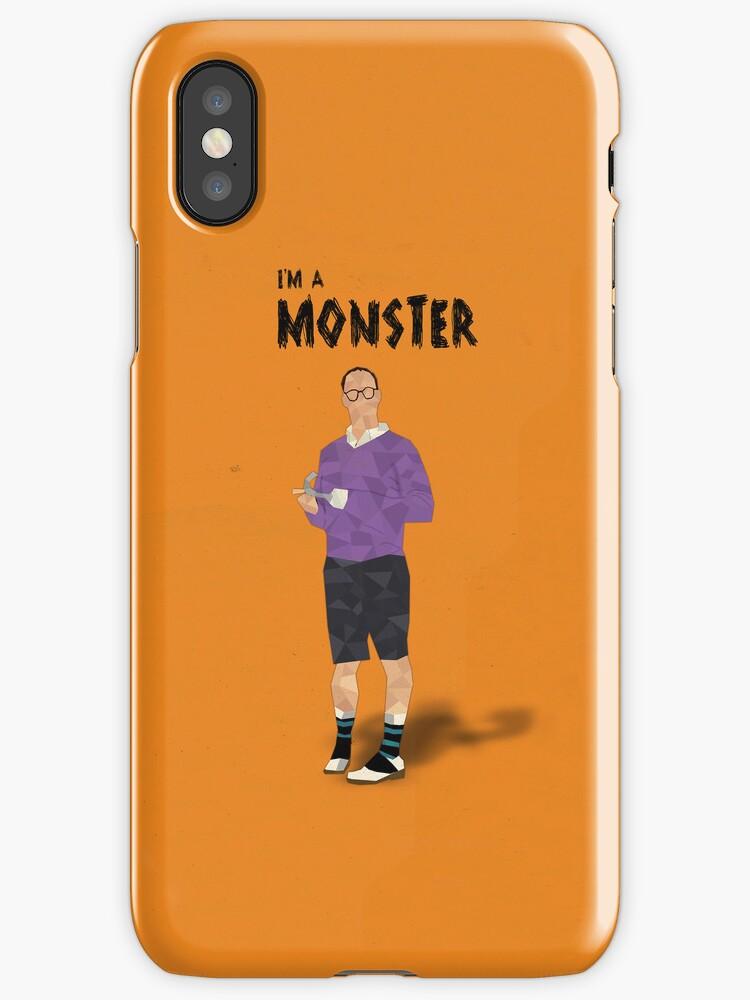 Arrested Development, I'm A Monster by hacketjoe