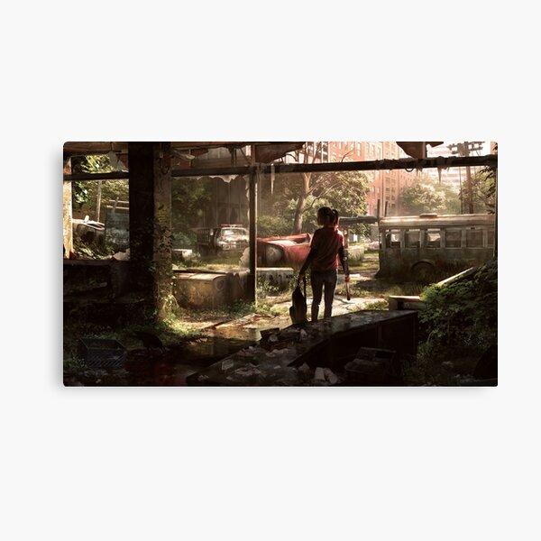 Ellie - The Last of Us Canvas Print
