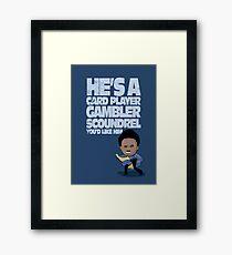 You'd Like Him (Star Wars) Framed Print