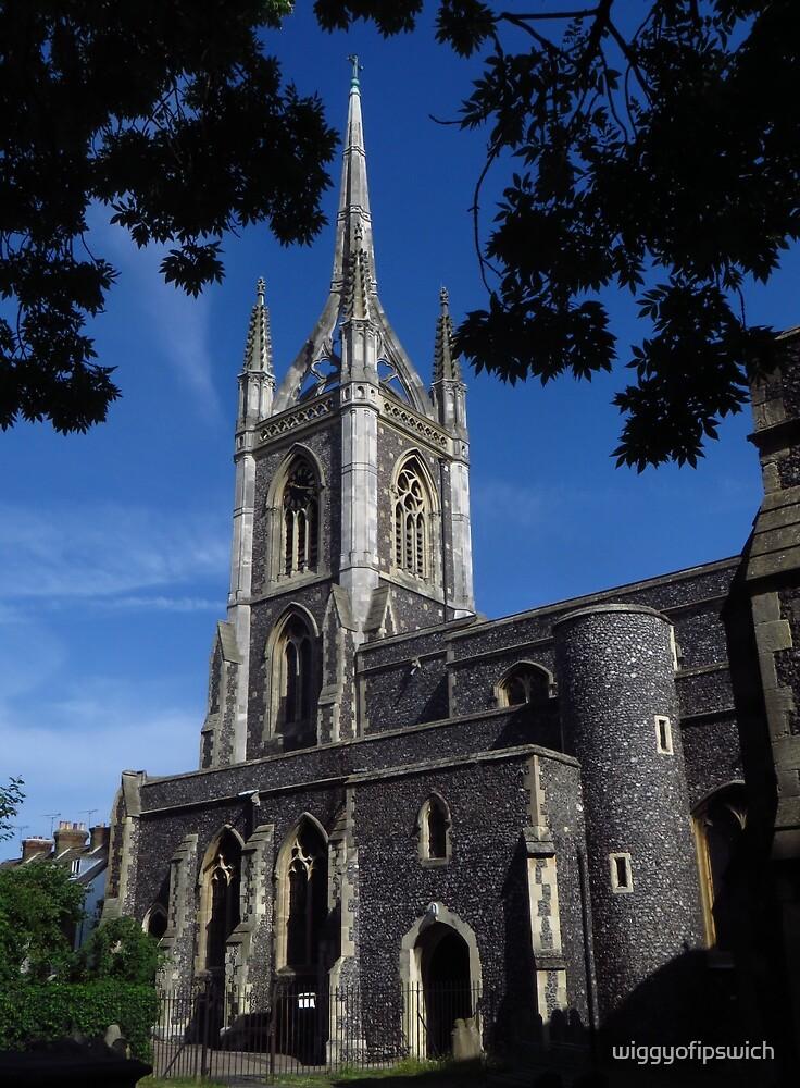 St Mary's Church, Faversham by wiggyofipswich