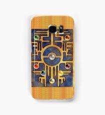"""Ancient Mew"" Card Back Case Samsung Galaxy Case/Skin"
