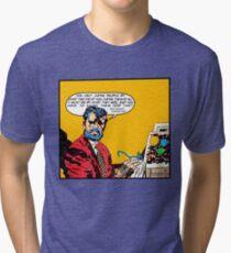 Raymond Chandler Tri-blend T-Shirt