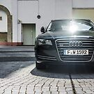 Audi A8 by AndrewBerry
