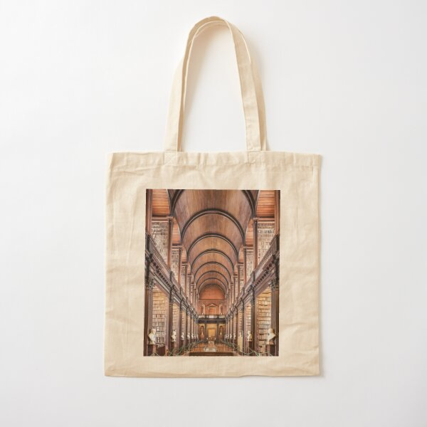 Peace Of Paper Cotton Tote Bag