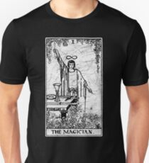 The Magician Tarot Card - Major Arcana - fortune telling - occult Unisex T-Shirt