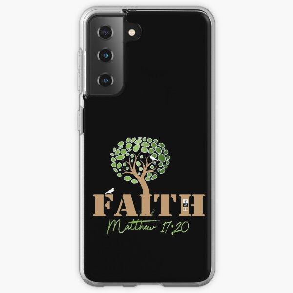 Faith of a Mustard Seed Samsung Galaxy Soft Case