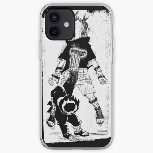 Farewell To The Legend Rock Lee #Knockout iPhone Soft Case