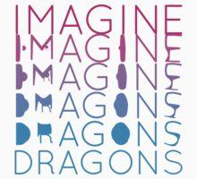 Imagine Dragons | Unisex T-Shirt