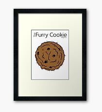 The Furry Cookie's Furry Cookie! Framed Print