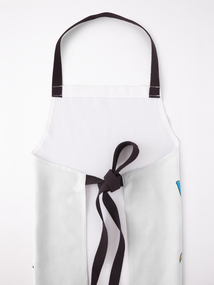 Alternate view of Who Moved My Cheese? Apron