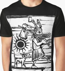 The Fool - Tarot Cards - Major Arcana Graphic T-Shirt