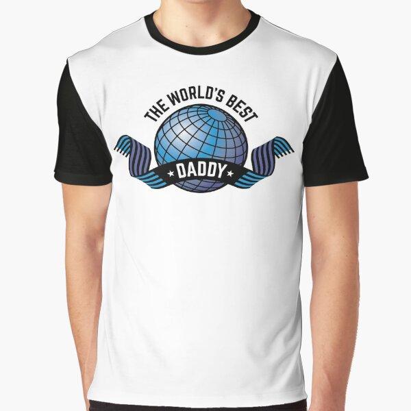 Der beste Papa der Welt Grafik T-Shirt