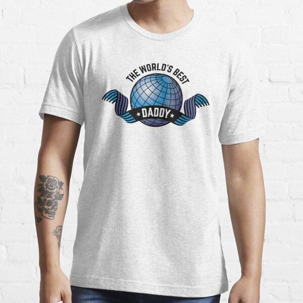 Der beste Papa der Welt Essential T-Shirt