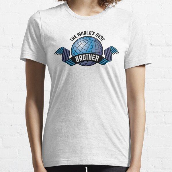 Der beste Bruder der Welt Essential T-Shirt