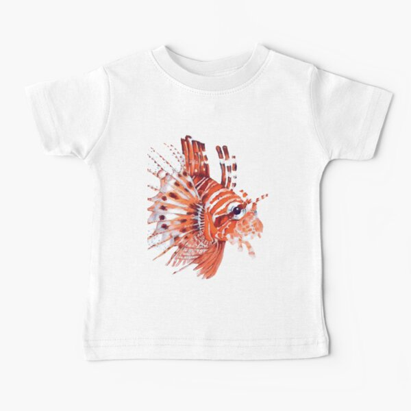 Lion Fish Baby T-Shirt