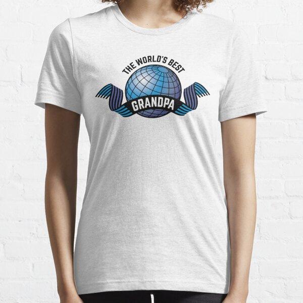 Der beste Großvater der Welt Essential T-Shirt
