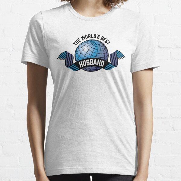 Der beste Ehemann der Welt Essential T-Shirt