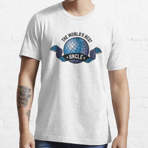 Der beste Onkel der Welt Essential T-Shirt