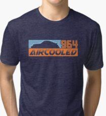 964 aircooled 2 Tri-blend T-Shirt