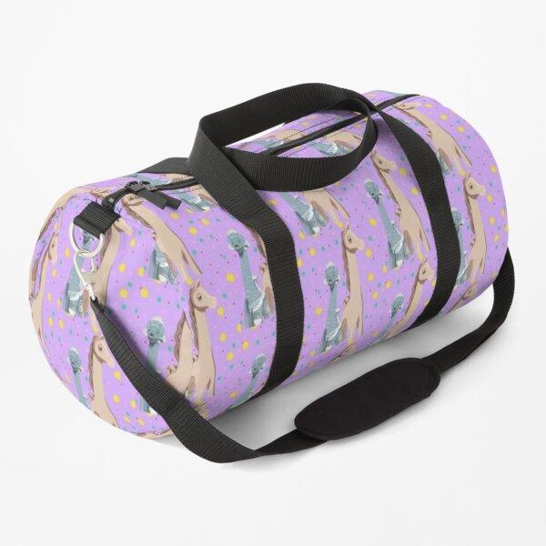 Long necked Best friends Duffle Bag