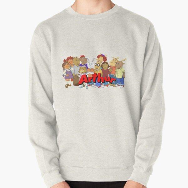 Arthur and friends Pullover Sweatshirt