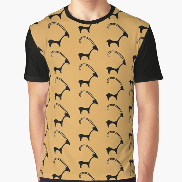 Capricorn (Persian) - timeless abstraction Graphic T-Shirt