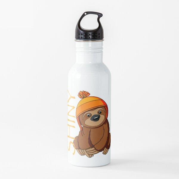 Shiny Sloth Water Bottle