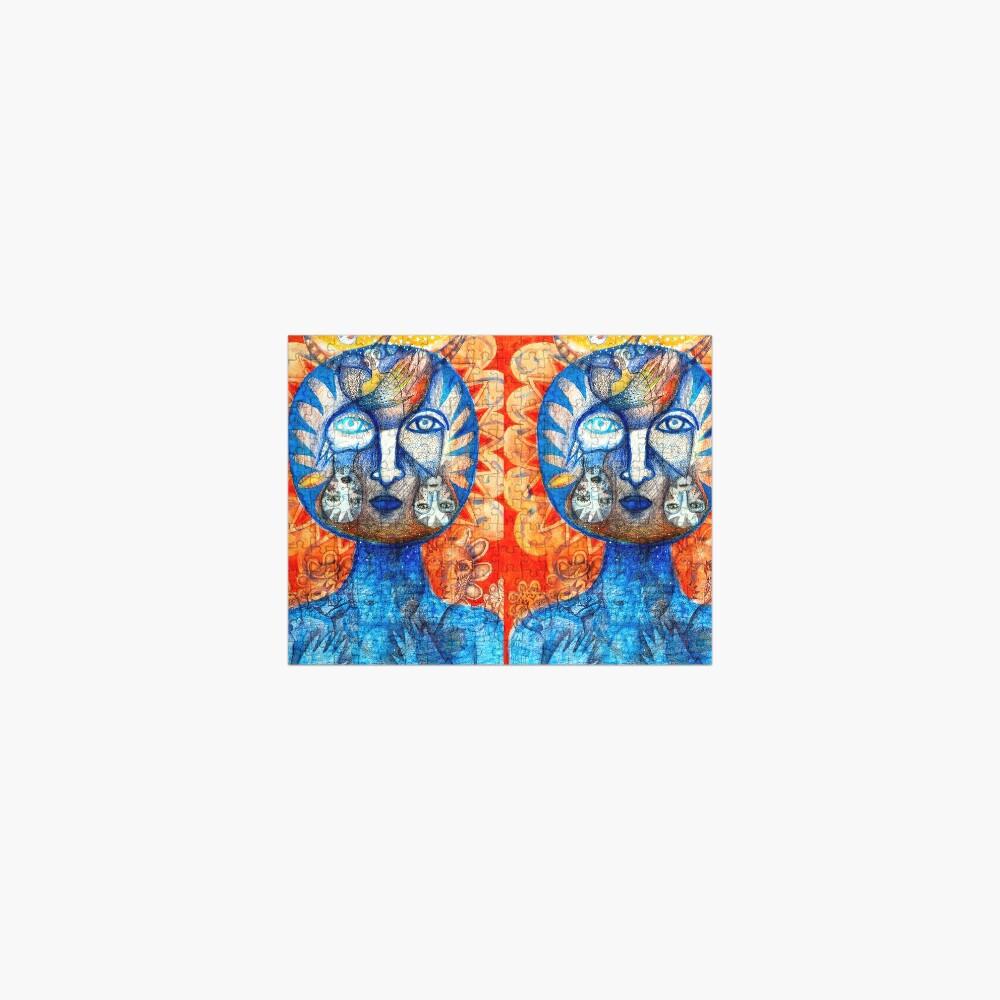 Sol Americano Jigsaw Puzzle