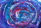 Blue Snail by Dmitri Matkovsky