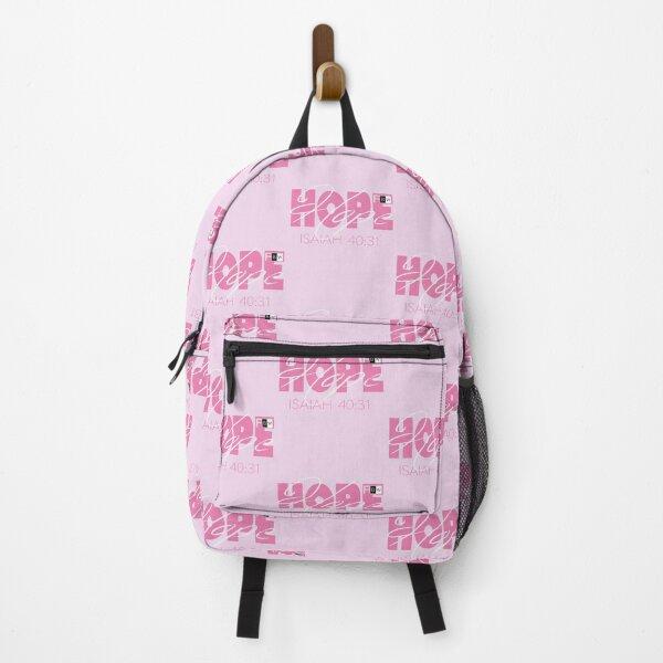 Hope Isaish 40:31 Backpack