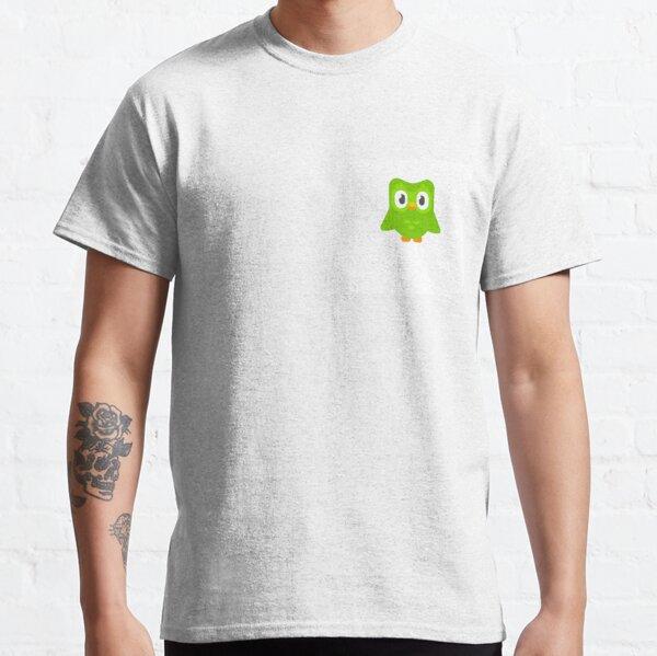 Duolingo bird t-shirt Classic T-Shirt