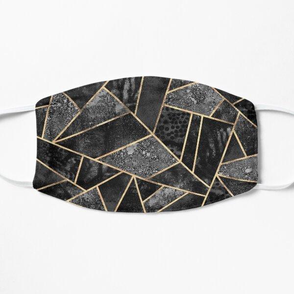 Black Stone 2 Flat Mask