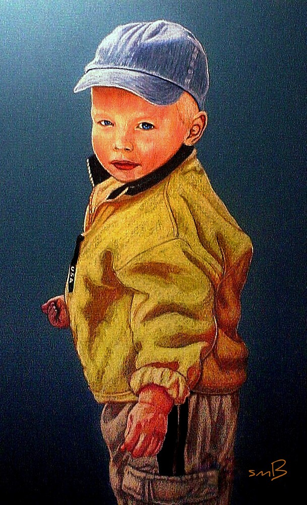 The Golden Child #2 by Susan Bergstrom