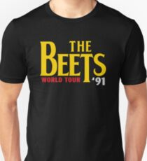 The Beets - World Tour '91 T-Shirt