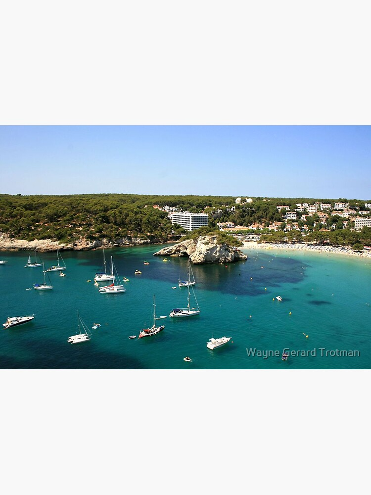 Cala Galdana, Menorca by redmoondragon