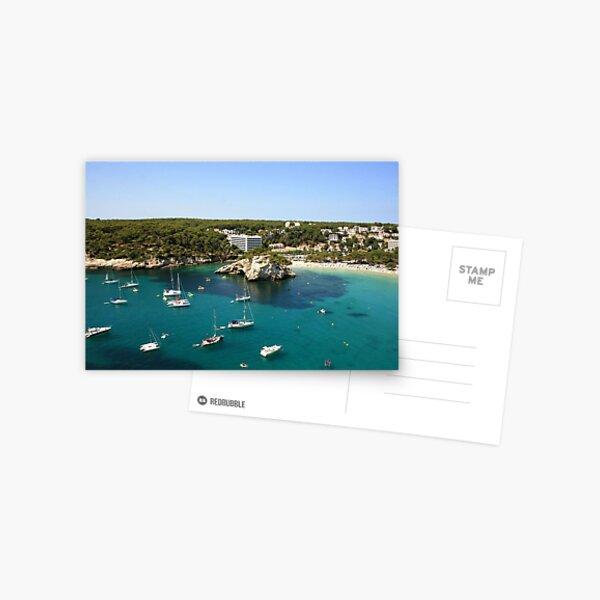 Cala Galdana, Menorca Postcard
