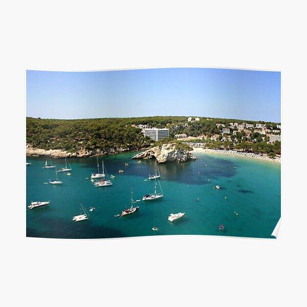 Cala Galdana, Menorca Poster