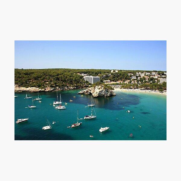 Cala Galdana, Menorca Photographic Print