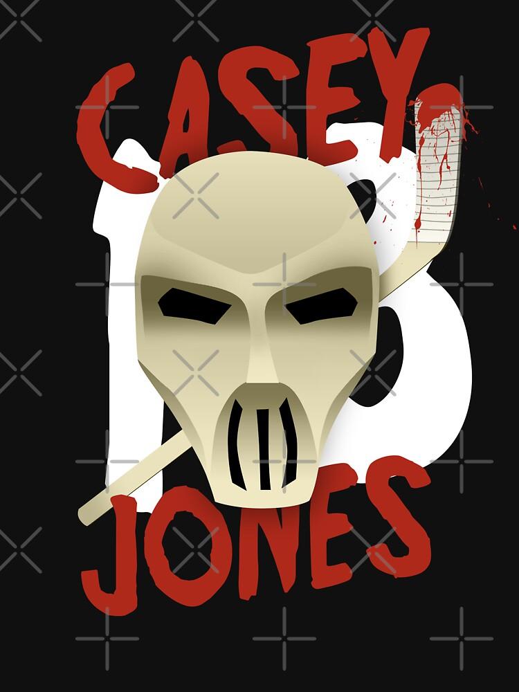 Casey Jones by MakeWayGFX
