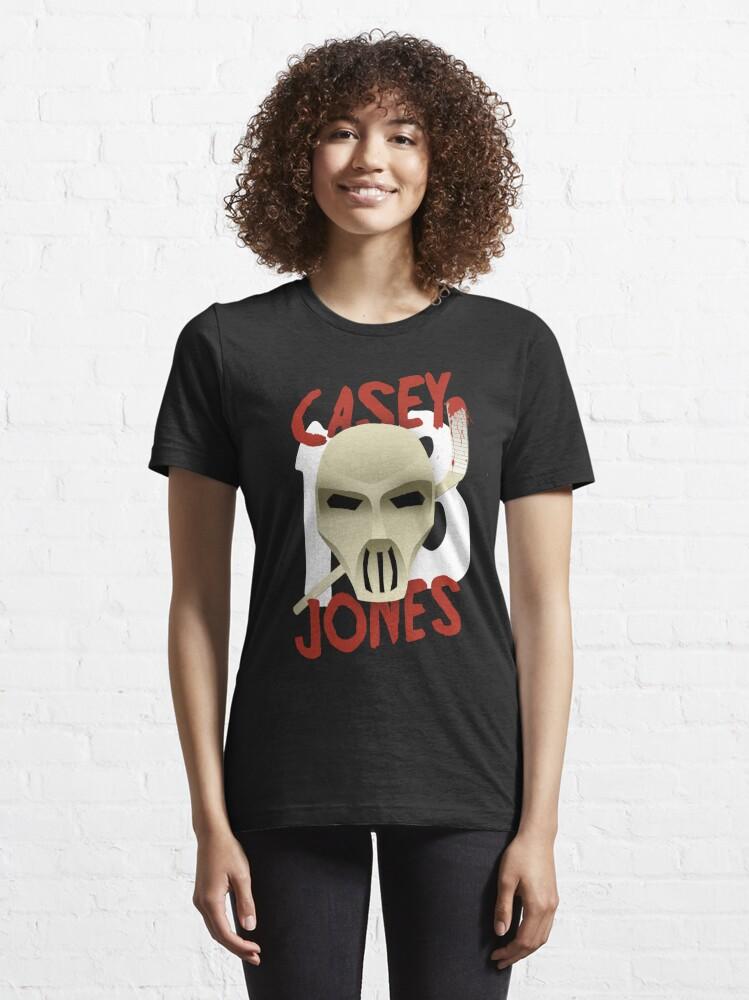Alternate view of Casey Jones Essential T-Shirt