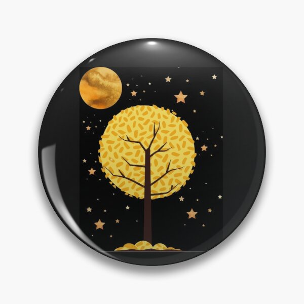 tranquillity Pin
